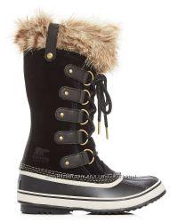Шикарні зимові сапожечки Sorel Joan Of Arctic 10613a6822698