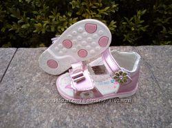 Босоножки для девочки Jong Golf размер 21-13, 5 см  розовые