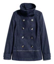 Короткое пальтишко H&M , размер XS-S