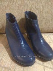 Ботинки ботильоны кожаные демисезонные Дана фирмы Солди
