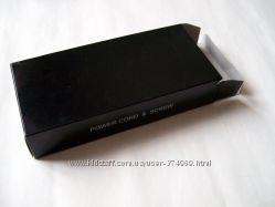 Коробка глянцевая черная