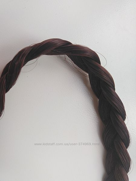 Косичка для волос