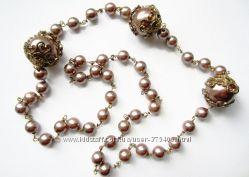 Ожерелье, Бусы