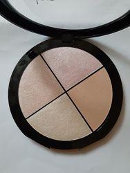Палетка хайлатеров Palette Highlighter Aden cosmetics