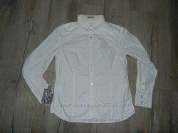 блуза белая, натуральтный хлопок, шелк, лен, большой выбор