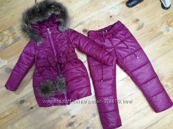 зимние костюмы для деток