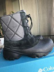 Ботинки зимние Columbia , USA 2 стелька 21см
