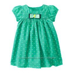 Платья для девочки, новые, США