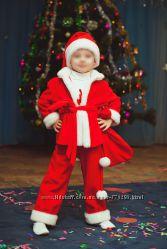 Прокат карнавального костюма Санта Клаус