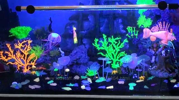 Флуоресцентные краски для декора интерьера и экстерьера