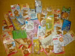 Соски для бутылочек из Германии