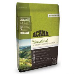 Acana Grasslands корм для кошек и собак
