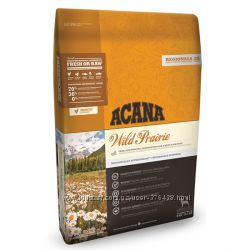 Acana WILD Prairie корм для кошек и собак