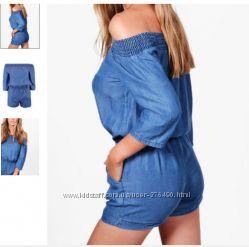 ассортимент платьев фирмы НМ Bershka BooHoo, размеры