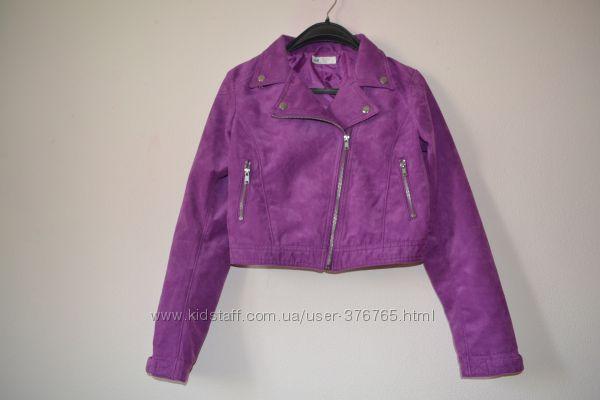 Куртка-косуха H&M. Возраст 14 лет рост 170