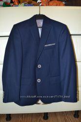 Деловой нарядный костюм West Fashion Турция. Рост 128 Наш размер 30.
