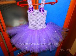 Платье Tu-tu из фатина