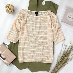 Прозрачная блуза нежного цвета  BL1951063, BL1951069