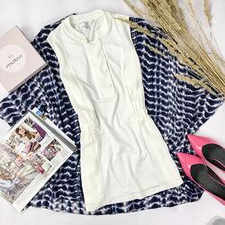 Модная блуза оригинального кроя  BL1952010