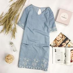 Нежное платье с вышивкой  DR1952030, DR1952027