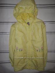 Курточка ветровка-дождевик