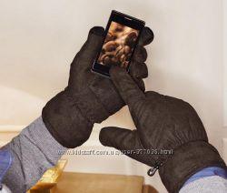 Сенсорные перчатки флис 9, 5 tcm tchibo германия