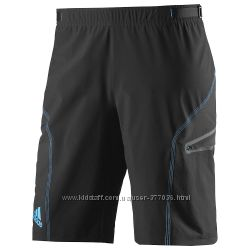 Суперфункциональные шорты бег-треккинг-велосипед р. xl adidas оригинал