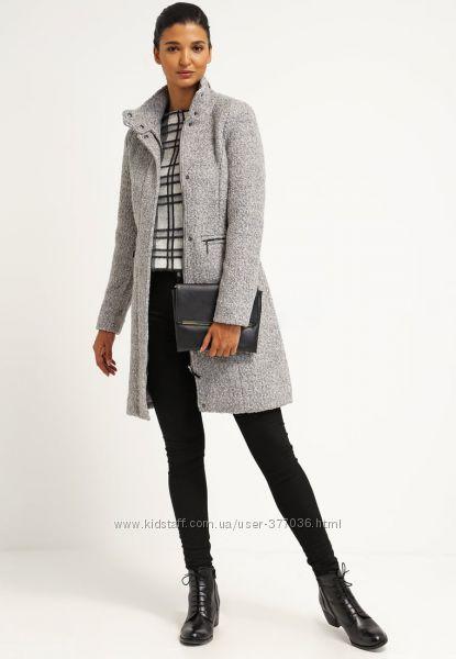 Новое пальто шерсть букле р. m 44-46 Vero Moda