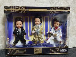 Кукла Томми Элвис - 2003 Barbie - Tommy As Elvis Collector Edition Set