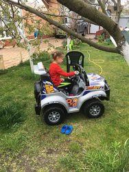 Детский электромобиль Feber X-Storm Bravo