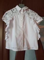 Блузки в школу 122см