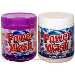 Пятновыводитель и отбеливатель Power Wash 600 гр