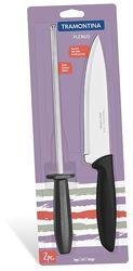Набор ножей TRAMONTINA PLENUS, 2 предмета Розпродаж