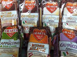 Капучіно 1 кг Hearts Германия