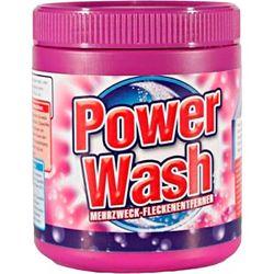 Порошок для удаления пятен Power Wash для цветных вещей 600 г 4260145990949