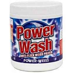 Порошок для удаления пятен Power Wash для белых вещей 600 г 4260145990956