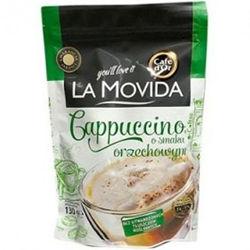 Кофе растворимый Cafe dOr La Modiva Cappuccino o smaku Orechowym, 130 г Польша