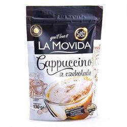 Кофе растворимый Cafe dOr La Modiva Cappuccino o smaku Czekolada, 130 г Польша