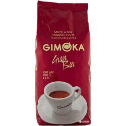 Кофе в зернах Gimoka Rosso Gran Bar 1 кг Італія