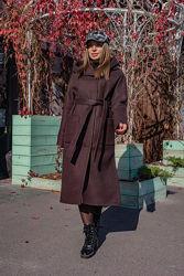 Демисезонное женское пальто Джойс