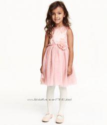 Очень красивое платья,  116 H&M новое