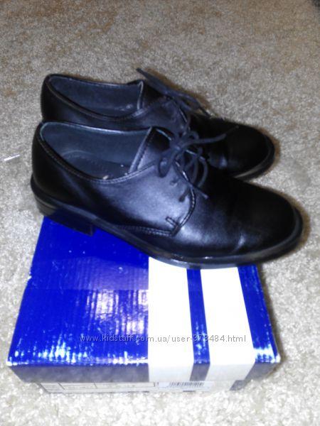 Кожаные туфли классика