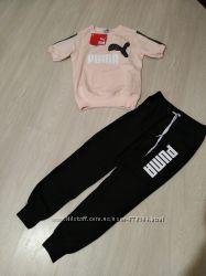 Топовый костюм PUMA норма S M L XL XXL