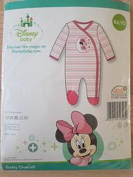 Слип пижама Человечек Disney с Минни