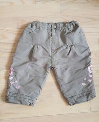 термо штаны на флисе Германия