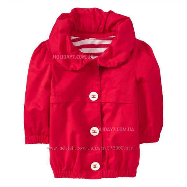 Куртка ветровка для девочки Old Navy США  возраст 2-3 года в наличии