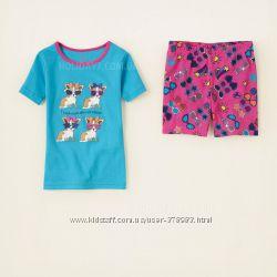 Пижама хлопковая для девочки Children´s Place США возраст 2 года