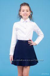 Школьные юбки Зиронька черные, синие 30-9038 рост 122-134см в наличии