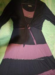 Платье-сарафан в комлекте с болеро