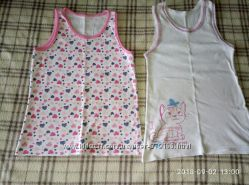 Майки и футболки р. 102-128